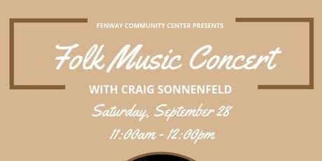Folk Music Concert tickets