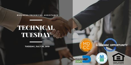 M-DCPS OEO & Miami-Dade Chamber of Commerce Technical Tuesday tickets
