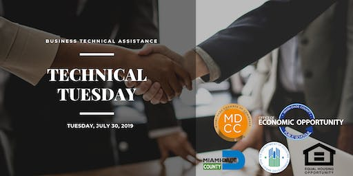 M-DCPS OEO & Miami-Dade Chamber of Commerce Technical Tuesday