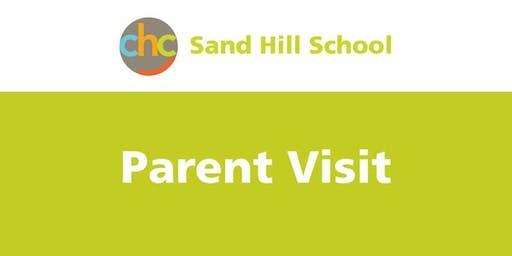 Sand Hill Parent Visit