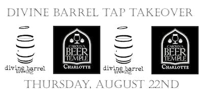 Divine Barrel Tap Takeover