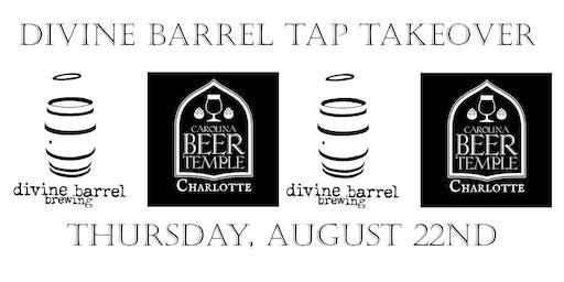 Divine Barrel Tap Takeover