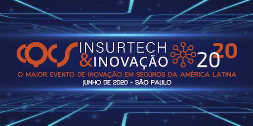 CQCS INSURTECH & INOVAÇÃO -  17 e 18  de Junho 2020