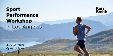 Sport Performance - Los Angeles tickets