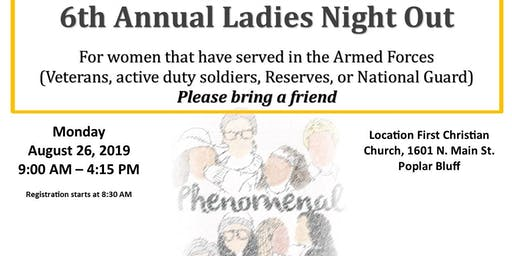 6th Annual Ladies Night Out