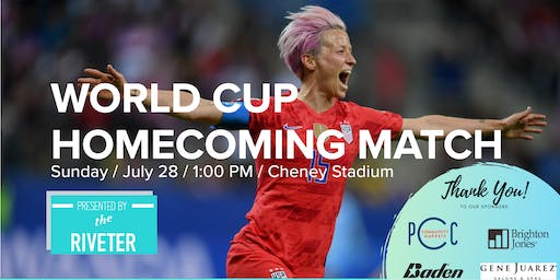 World Cup Homecoming Match
