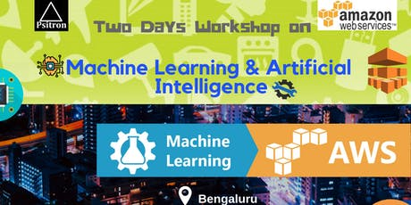 Machine Learning & Artificial Intelligence in AWS tickets