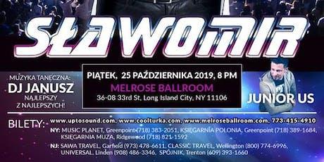 Slawomir tickets