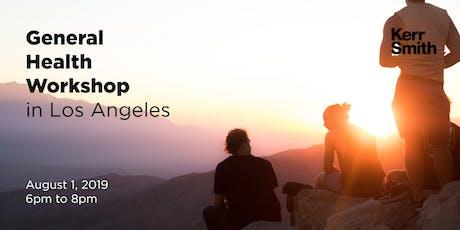 General Health - Los Angeles tickets