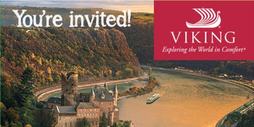 Scones and Tea with Viking River Cruises