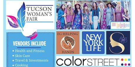 TUCSON WOMANS FAIR tickets