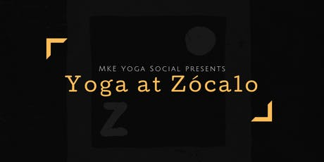 Outdoor Yoga at Zócalo Food Park tickets