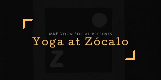 Outdoor Yoga at Zócalo Food Park