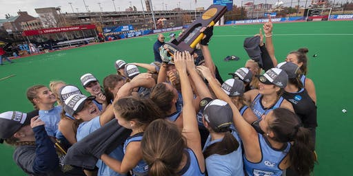 UNC Field Hockey 2018 championship documentary screening