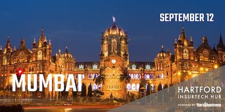 Mumbai Office Hours - Hartford InsurTech Hub powered by Startupbootcamp  tickets