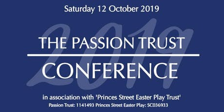 Passion Trust Conference 2019 tickets