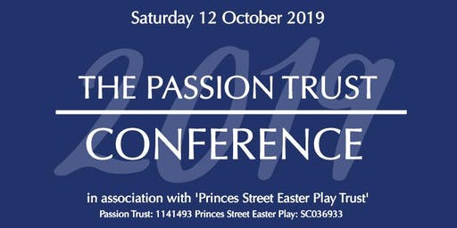 Passion Trust Conference 2019