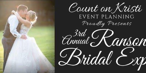3rd Annual Ranson Bridal Expo