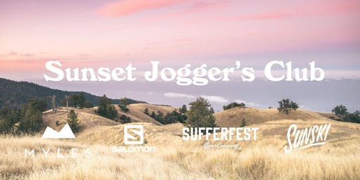 Sunski Joggers Club with Myles Apparel and Solomon Running