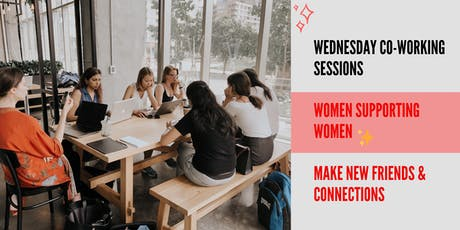 Coworking with Passionate Female Entrepreneurs Downtown Toronto tickets