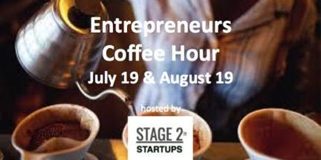 """""""Startups By Grownups"""" Entrepreneurs Coffee Hour Networking tickets"""