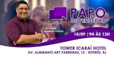 PAPO DE VENDEDOR - Workshop de Vendas e Coaching