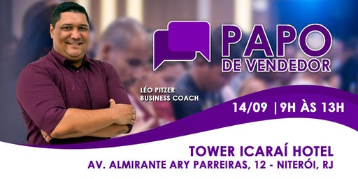 PAPO DE VENDEDOR - Workshop de Vendas e Coaching