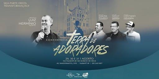 Conferência Terra de Adoradores
