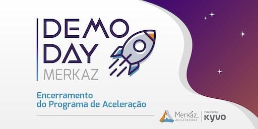 DemoDay Programa de Aceleração Merkaz