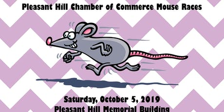 Pleasant Hill Chamber of Commerce Mouse Races tickets