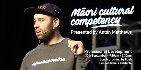 Māori Cultural Competency PD by Anton Matthews tickets