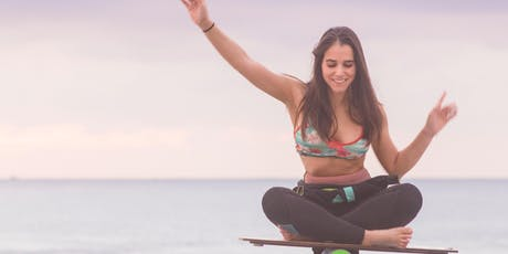 Sunset Yoga and Meditation on the Beach tickets