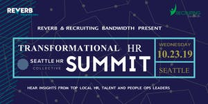 Transformational HR Summit hosted by the HR Collective...
