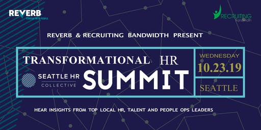 Transformational HR Summit hosted by the HR Collective - 2nd Annual