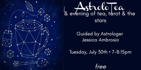 Amityville Apothecary AstroloTea  tickets