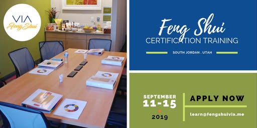 Feng Shui Certification Training