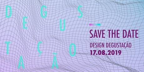 Design Degustação | O futuro e o design do amanhã ingressos