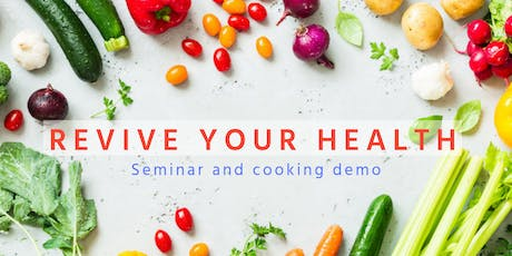 Revive Your Health: Reverse Chronic Inflammation and Aging tickets