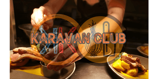 Karavan Club, Desi Sundays