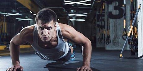 7 days fitness workshop in Brno  Tickets