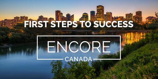 First Steps to Success Encore in Edmonton, Canada - August 16-18, 2019