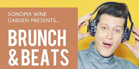 Brunch & Beats - Saturdays w/ DJ Paper tickets