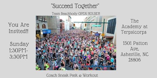 Team Beachbody 'Super Weekend' Open House
