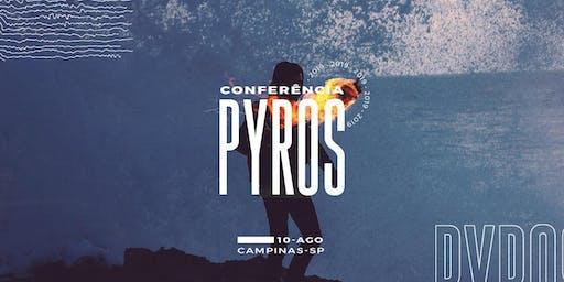 Conferência PYROS 2019