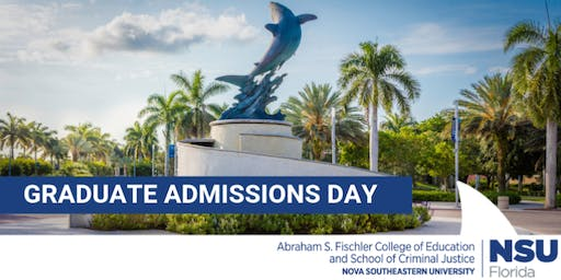 Fischler College Graduate Admissions Day