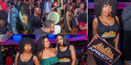 ThanksGiving with AFROCITY ★Nov 29th 2019 ★ Party with Gratitude tickets