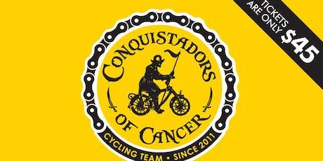 Conquistadors of Cancer Summer '19 FunRaiser tickets