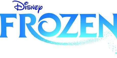 Frozen Jr. tickets