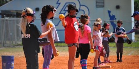 DPLL Softball Fall Clinic tickets
