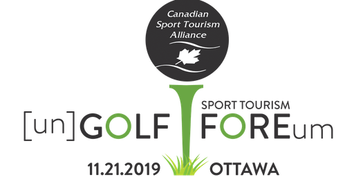 Volunteer at [un] GOLF and the Sport Tourism FORE-um